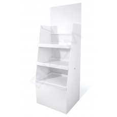 PLV Display carton étagère