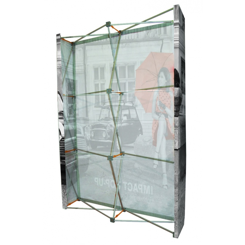 Stand parapluie tissu stand enrouleur kakemono for Stand enrouleur