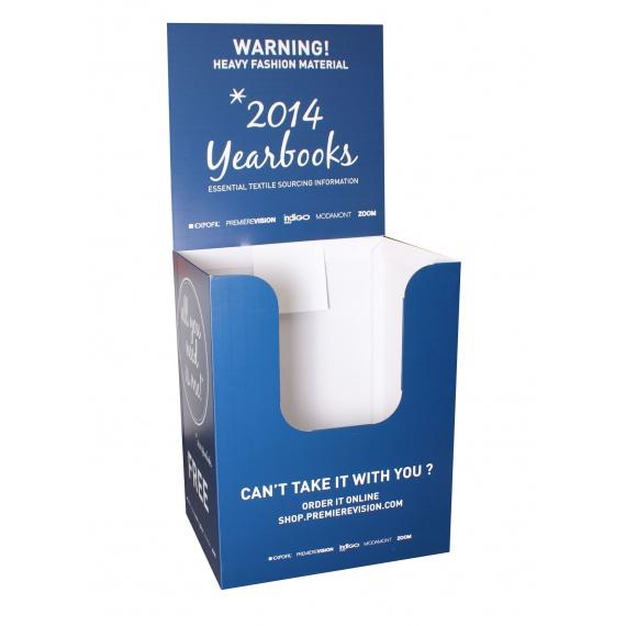 Box en carton personnalisé