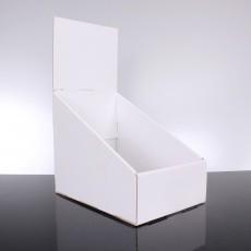 Présentoir en carton 115 x 180 x 50 mm