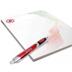 Bloc notes A5 personnalisé