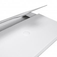 Pochette carton blanche format 31x22x2cm