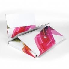 Pochette carton personnalisée format 31x22x2cm