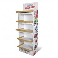 PLV en carton sur mesure, box palette, meuble