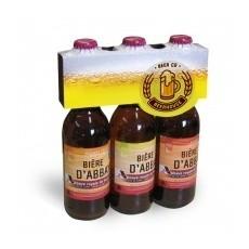 Collerette pack 3 bouteilles BIKOM Porte bouteille et lunch box