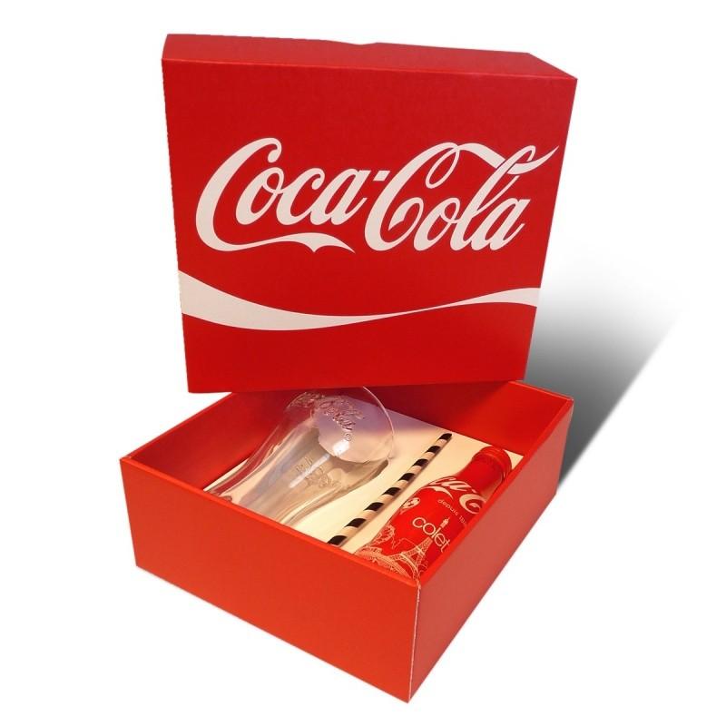 BIKOM Boite cloche en carton personnalisable
