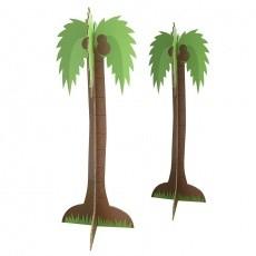 Palmier en carton H. 230 cm