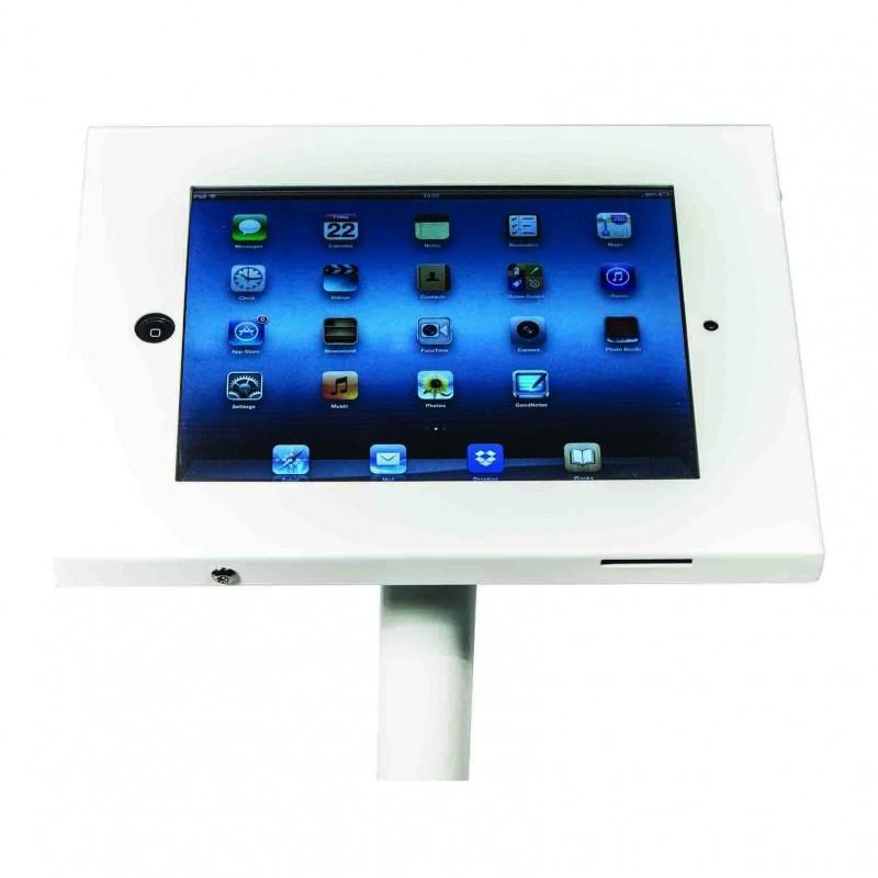 Porte Ipad sur pied BIKOM Porte iPad
