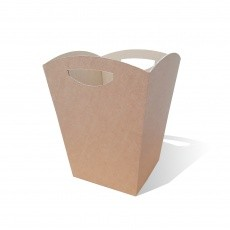 Corbeille en Carton Personnalisable