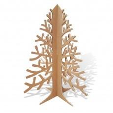Mini Sapin de Noël en carton modèle Branche