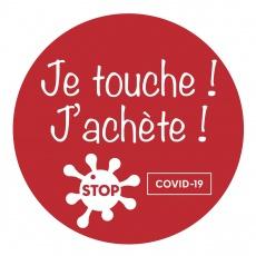 Stop-rayon ne pas toucher