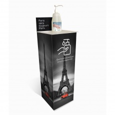 Support Gel Hydroalcoolique Paris