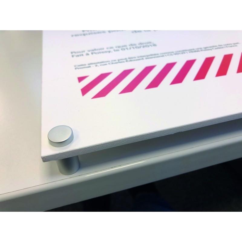 Panneau PVC ou Forex  Supports Rigides