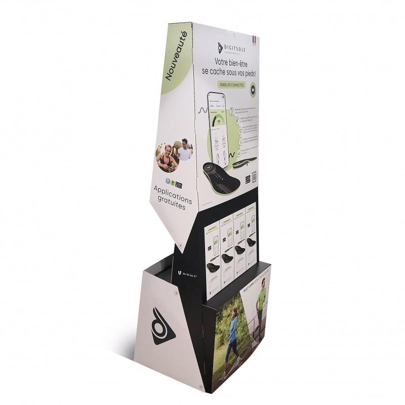 fabricant_plv_Meuble display en carton