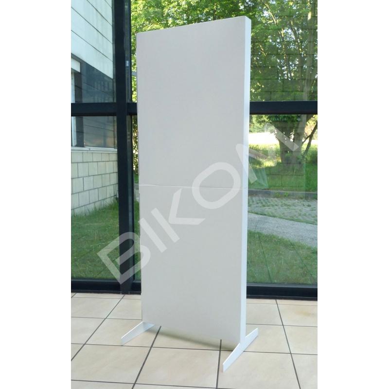 BIKOM Totem carton rectangulaire 50 x 160 cm