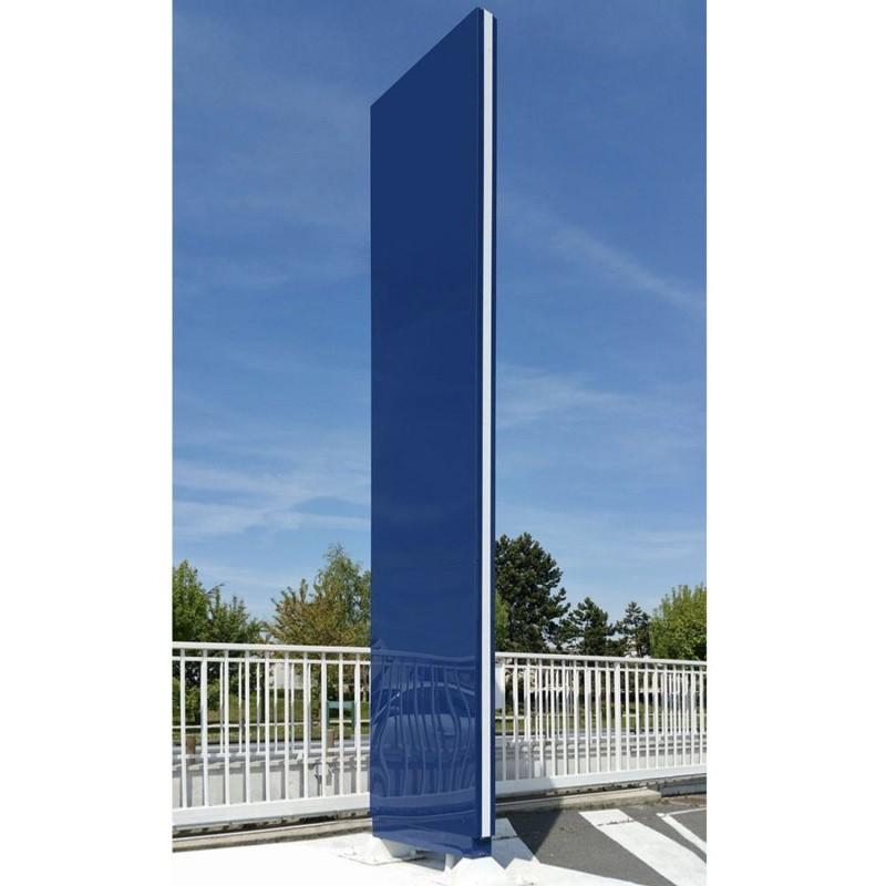 Totem aluminium plat 900 x 3000 mm BIKOM Totem aluminium