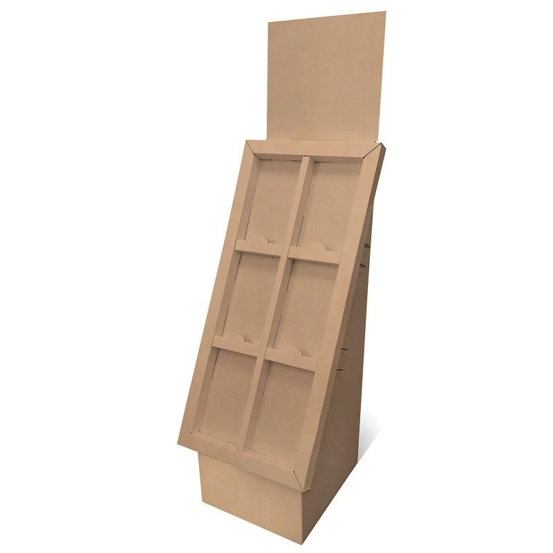 fabricant_plv_Box canadien 6 cases