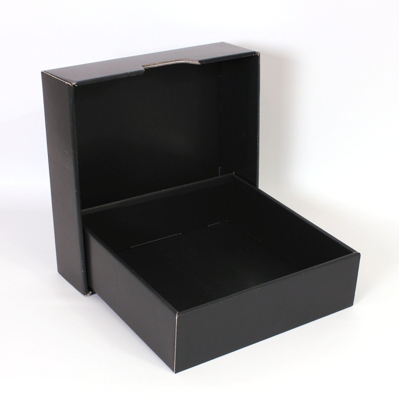 BIKOM Emballage carton noir