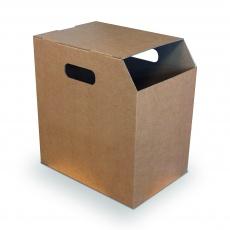 Poubelle carton pour feuille A4