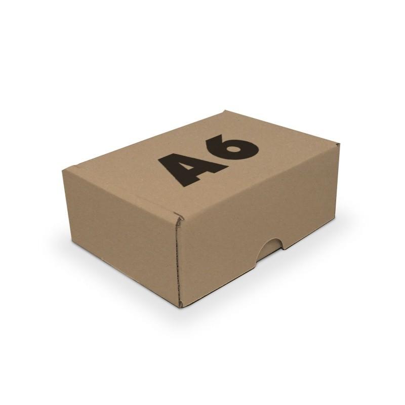 Carton personnalisé A6 BIKOM Carton personnalisé