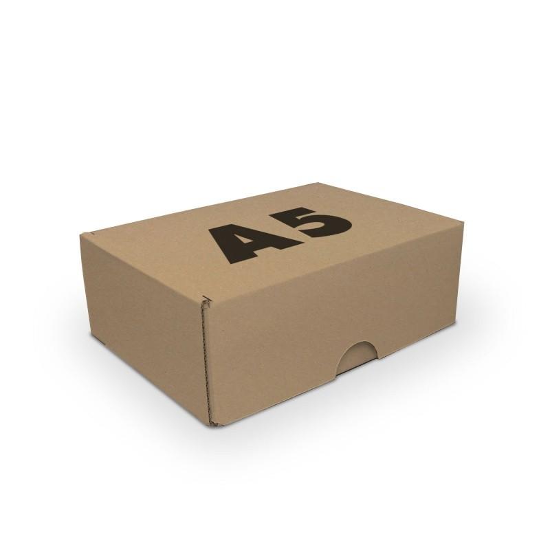 Carton personnalisé A5 BIKOM Carton personnalisé