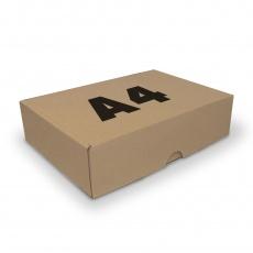 Carton personnalisé A4