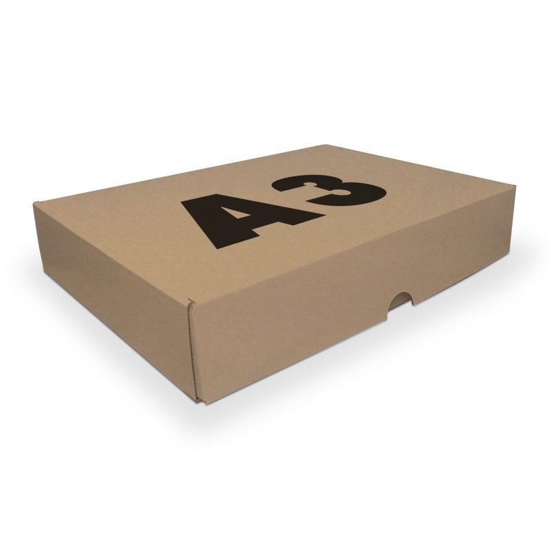Carton personnalisé A3 BIKOM Carton personnalisé