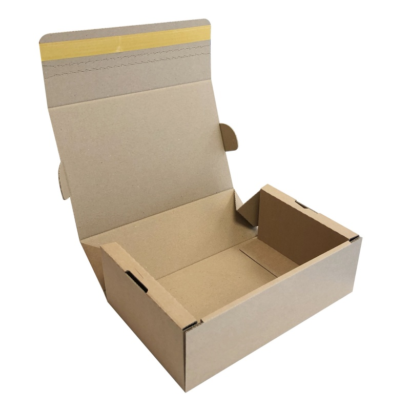 Boite E-commerce 250 x 200 x 100 mm BIKOM Carton personnalisé