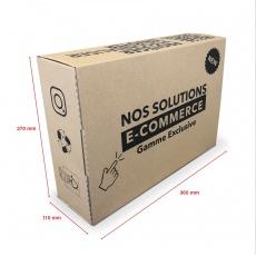 Boite E-commerce 360 x 270 x 110 mm