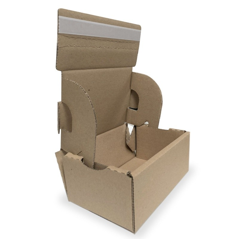 Carton E-commerce Eco 400 x 300 x 70 mm BIKOM Emballage carton e-commerce