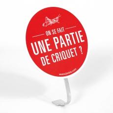 Stop-rayon Carton rond 14 cm