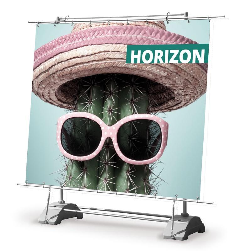 BIKOM Système Horizon 200 x 250 cm extérieur