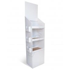 PLV Box carton étagère