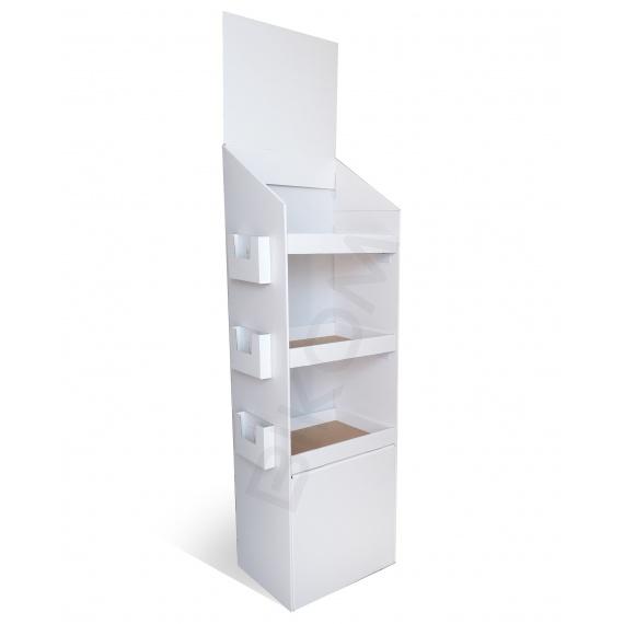 tag re plv en carton r alisation sur mesure. Black Bedroom Furniture Sets. Home Design Ideas
