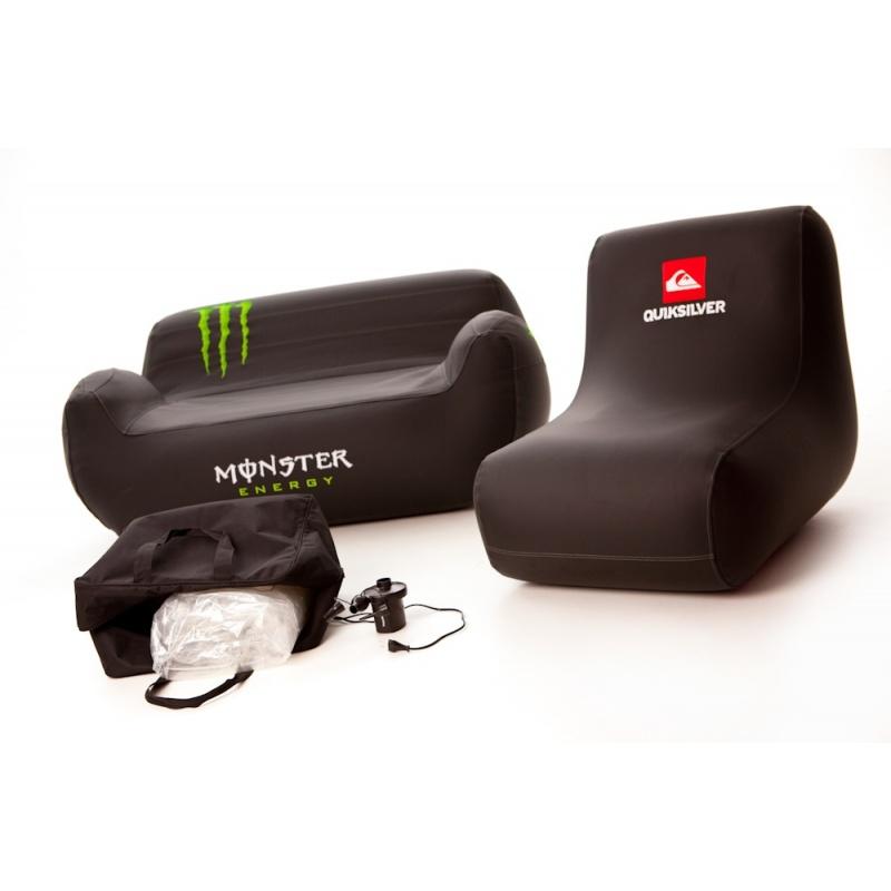 Canapé gonflable personnalisable UNC Pro   Mobilier gonflable