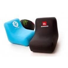 Fauteuil gonflable personnalisable UNC Pro   Mobilier gonflable personnalisé