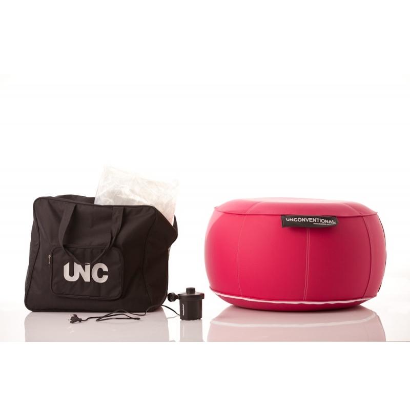 Pouf gonflable personnalisable UNC Pro   Mobilier gonflable
