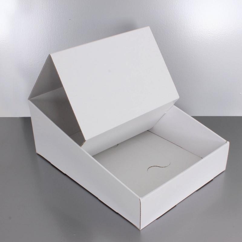 Présentoir en carton 230 x 300 mm BIKOM Présentoirs en carton