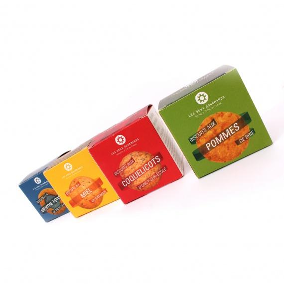 Boite en carton format 7 x 7 x 7 cm BIKOM Emballage en carton