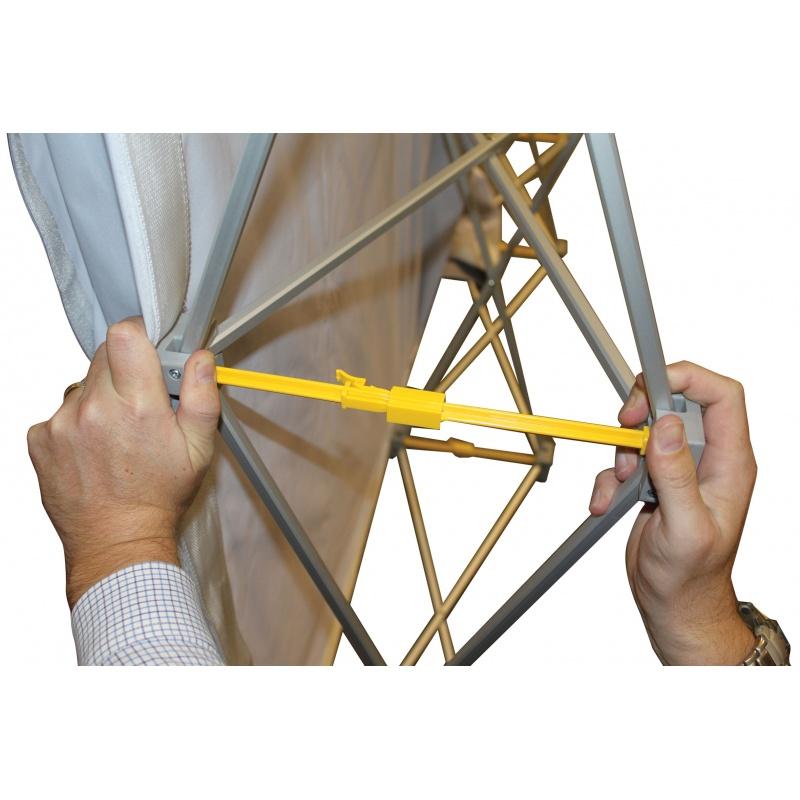 BIKOM Stand Parapluie Tissu 3 x 5