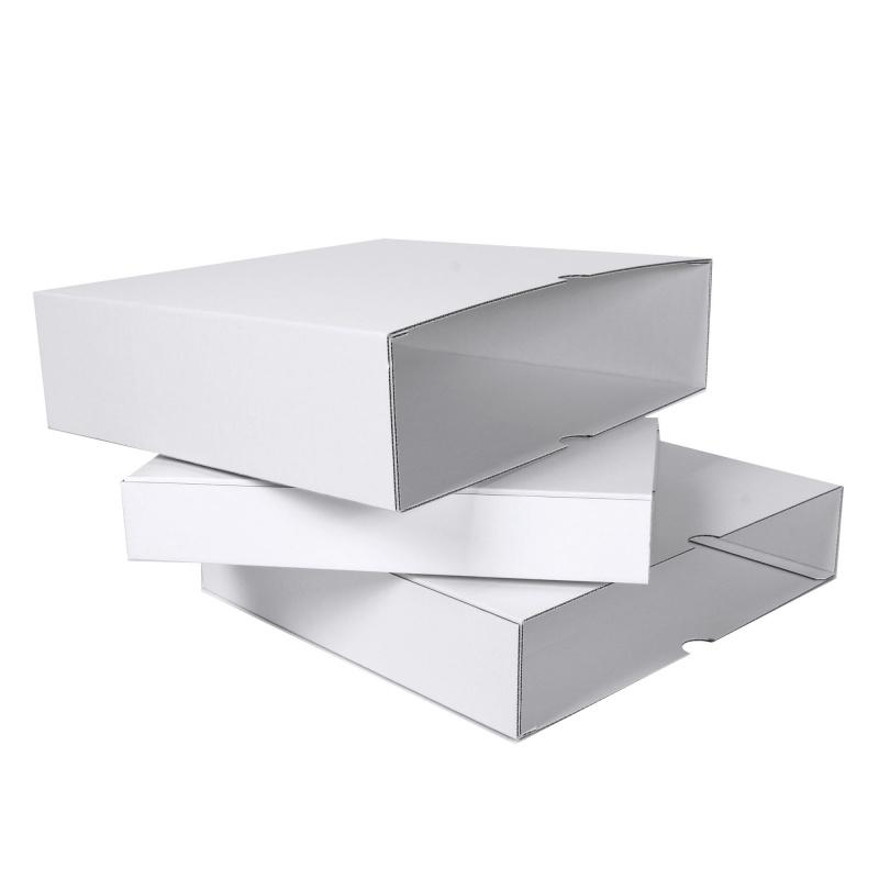 Etui pour livre personnalisé BIKOM Valisette et pochette en carton ou PVC