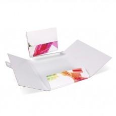Pochette en carton format 31x22x2cm personnalisée